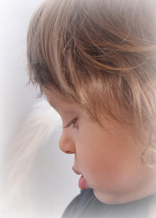 The Angel In My Life Photograph