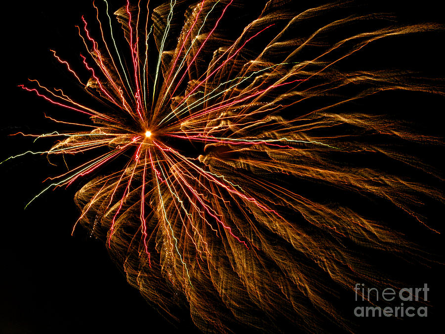 The Anticipated Burst Photograph  - The Anticipated Burst Fine Art Print