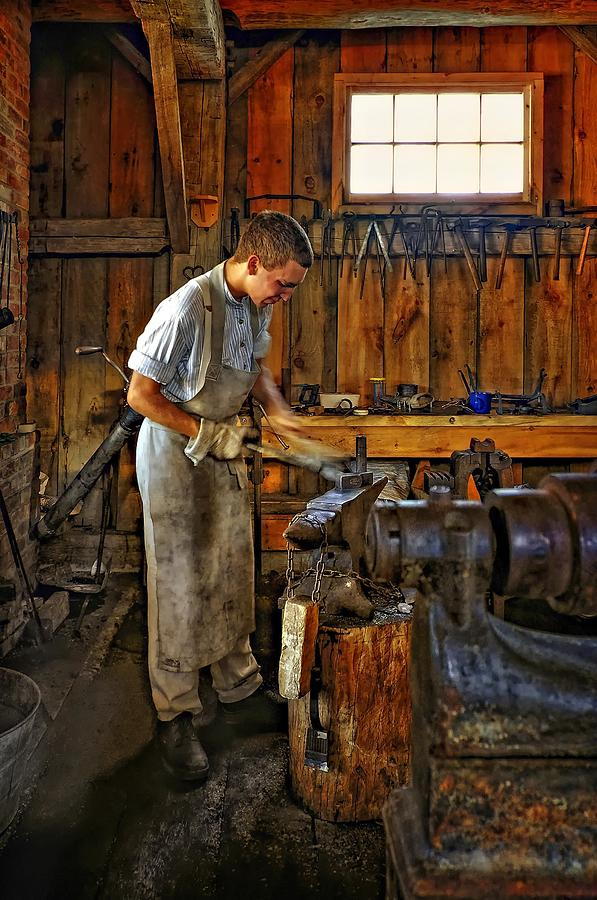 The Apprentice Hdr Photograph  - The Apprentice Hdr Fine Art Print