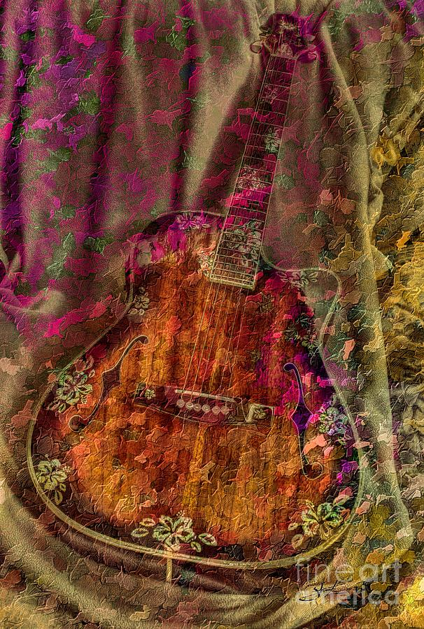 The Art Of Music Photograph  - The Art Of Music Fine Art Print
