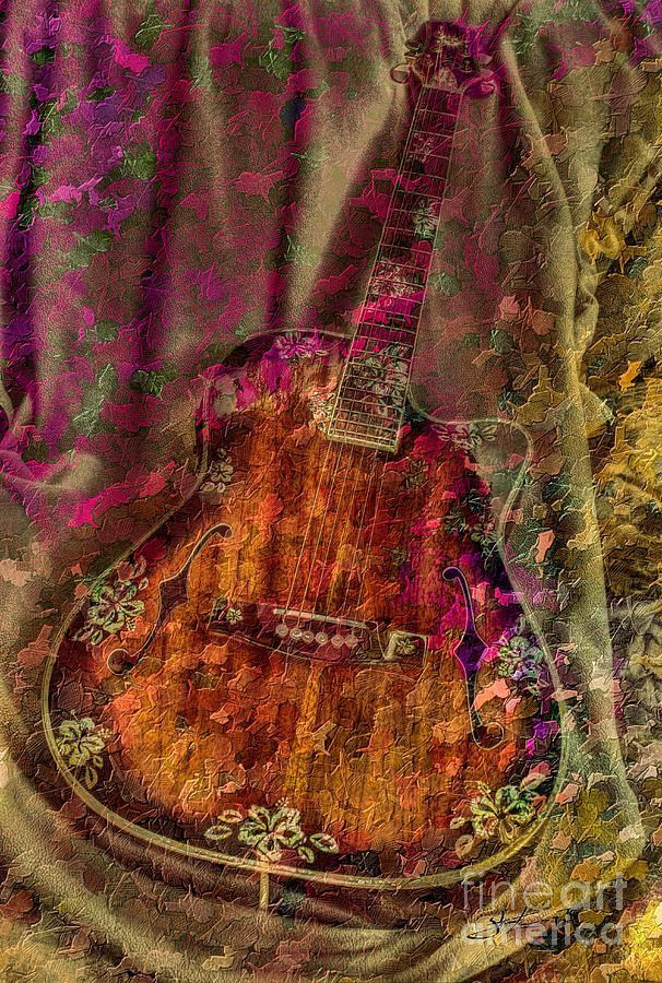 The Art Of Music Photograph