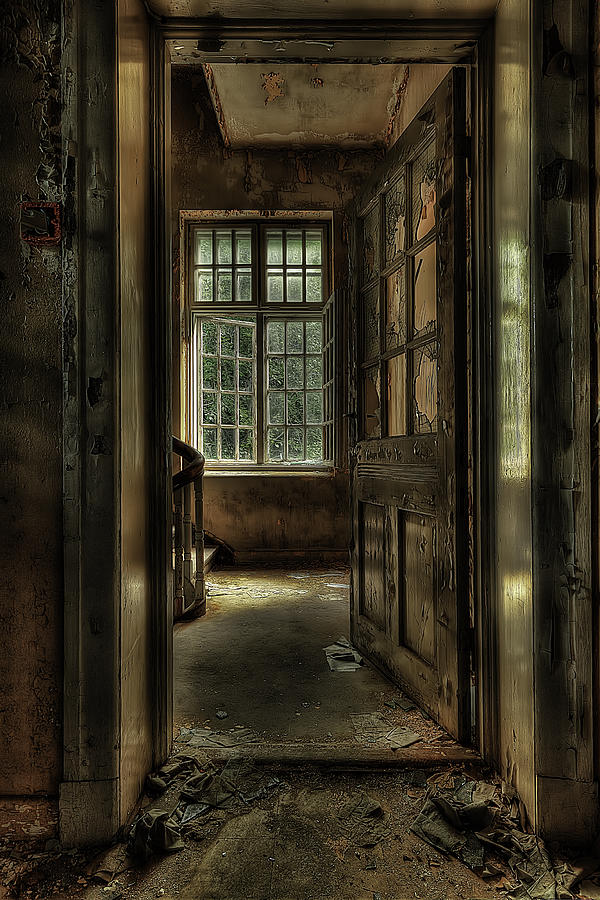 The Asylum Project - Welcome Photograph  - The Asylum Project - Welcome Fine Art Print