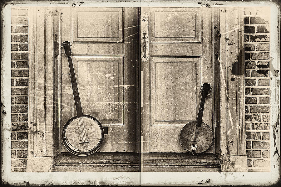 The Banjo Story Photograph