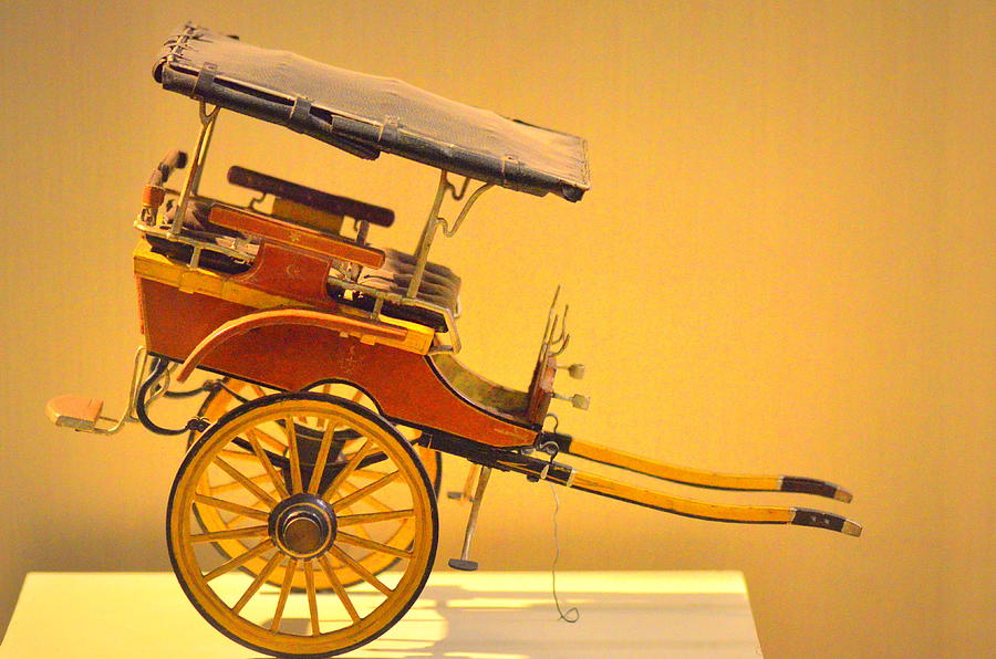 The Batavia Carriage Photograph  - The Batavia Carriage Fine Art Print
