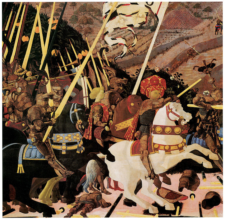 battle of san romano The battle of san romano georges schwizgebel schwizgebel brings his magic  to this animated adaptation of the paolo uccello triptych depicting an infamous.