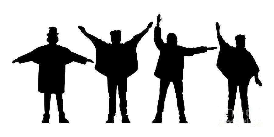 The Beatles No.07 Digital Art