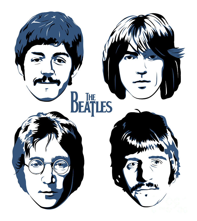 The Beatles No.18 Digital Art