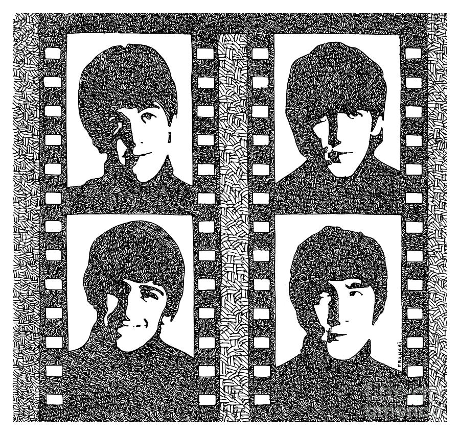 The Beatles Yeah Yeah Yeah A Hard Days Night Originals From The United Artists Picture