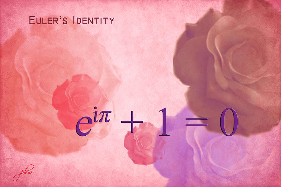 The Beauty Equation Digital Art  - The Beauty Equation Fine Art Print