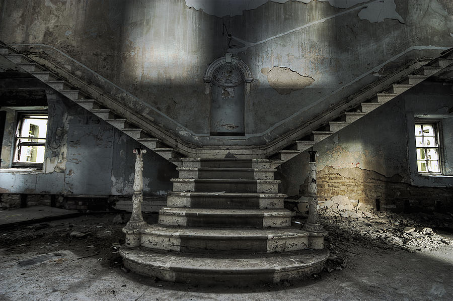 The Beauty Of Abandon Photograph  - The Beauty Of Abandon Fine Art Print