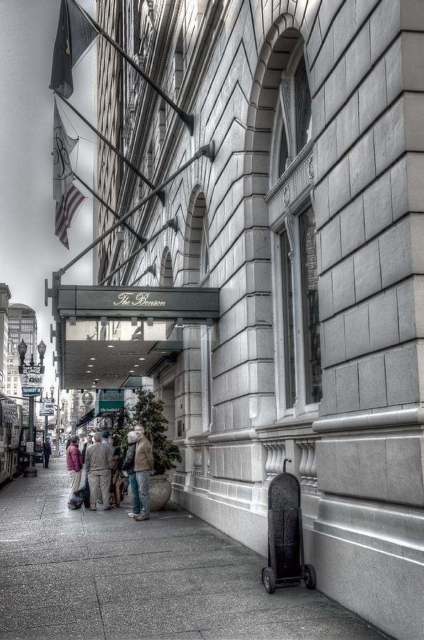 The Benson Hotel Photograph