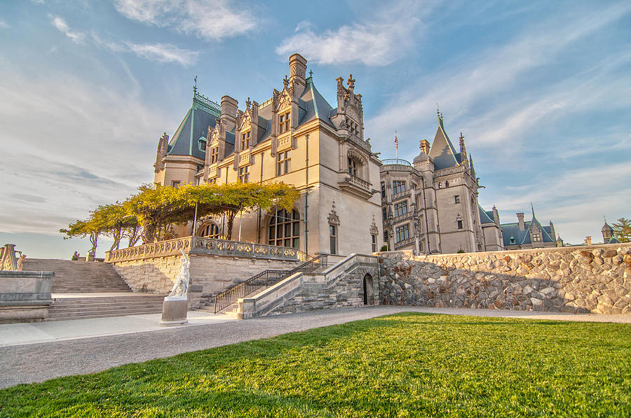 The Biltmore Photograph  - The Biltmore Fine Art Print