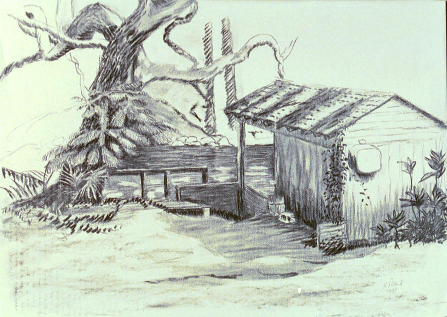 The Boathouse Drawing