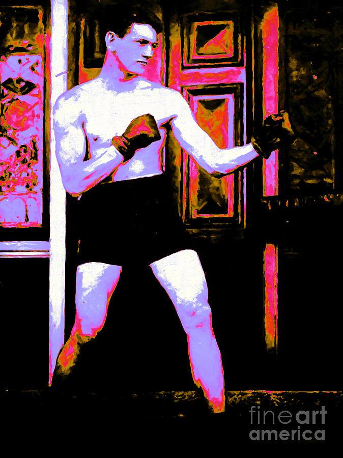 The Boxer - 20130207 Photograph