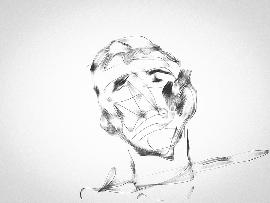 The Boxer Digital Art