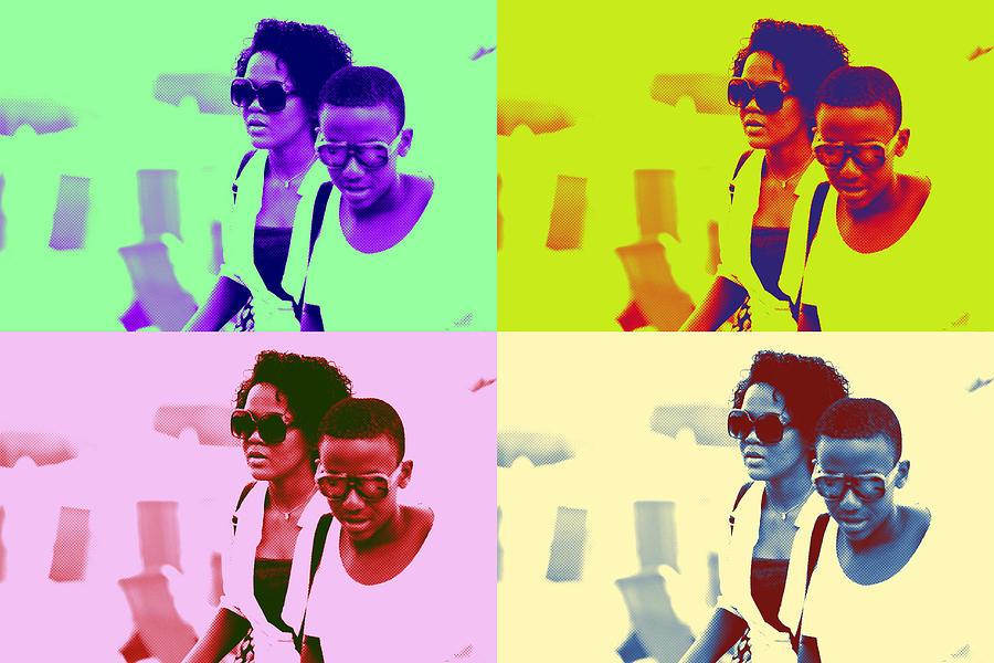 The Brazilians Four Photograph