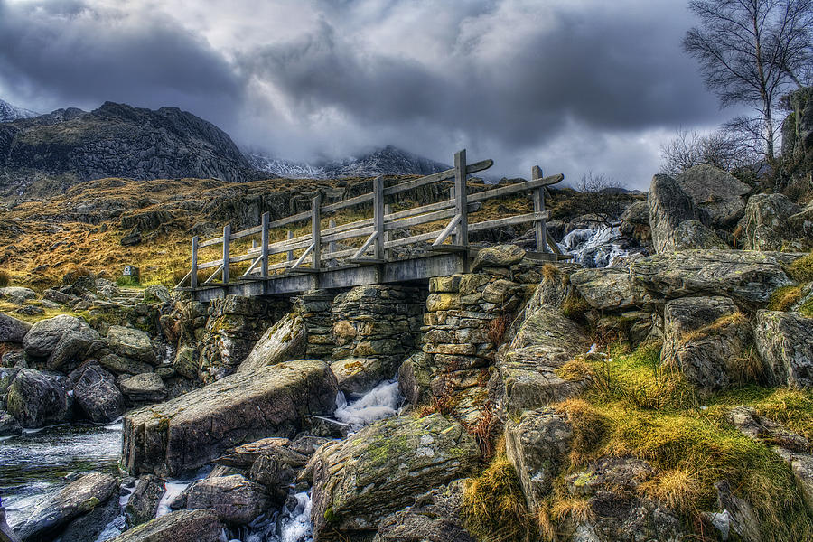 The Bridge To Devils Kitchen Photograph By Ian Mitchell