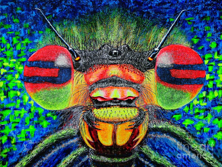 The Bug Painting