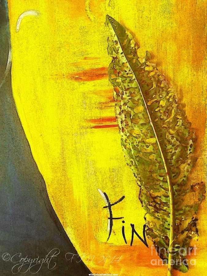 Bugs Painting - The Bugs Got To It First by PainterArtist FIN