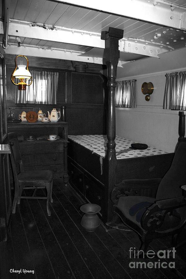 The Captains Quarters Photograph