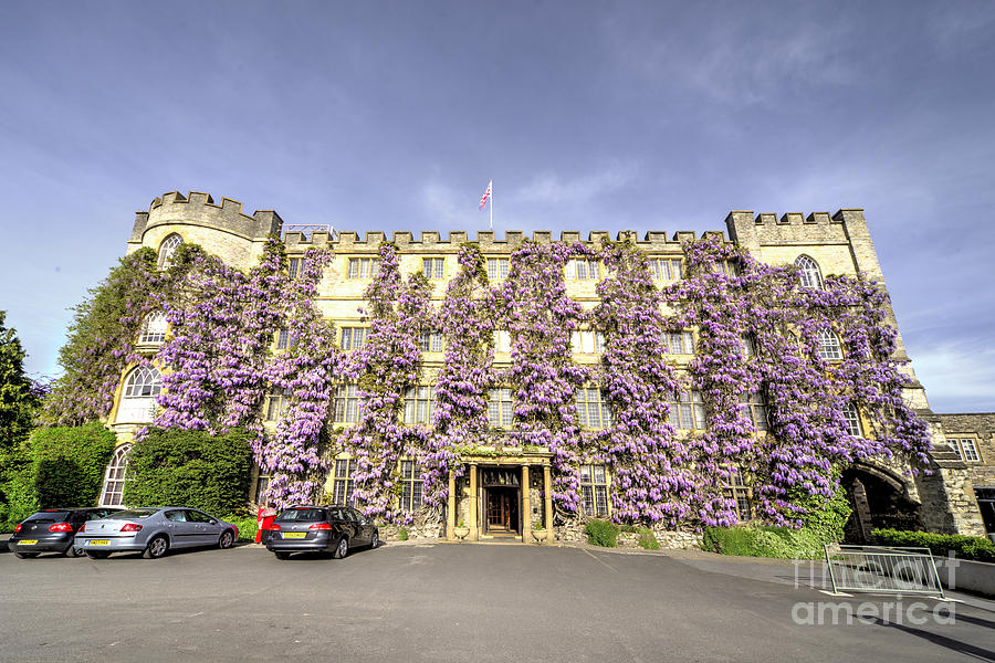 Castle Photograph - The Castle Hotel  by Rob Hawkins