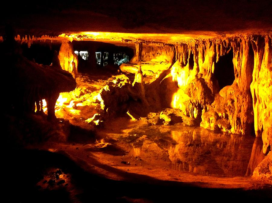 The Caves Photograph