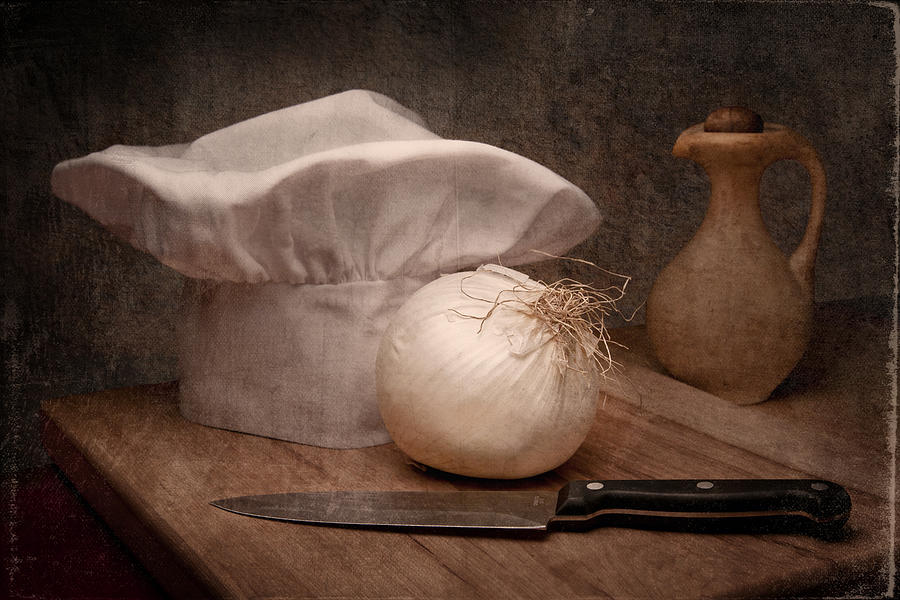 The Chef Photograph  - The Chef Fine Art Print