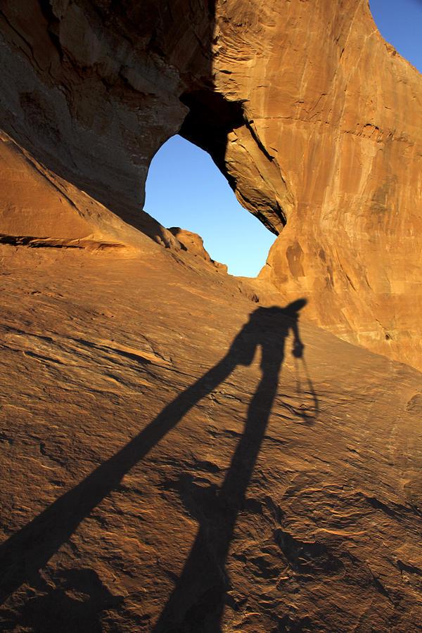 The Climb Photograph
