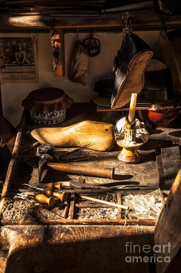 The Cobblers Shop Photograph