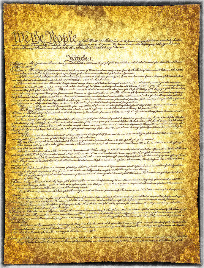 Why Was the Constitution Created