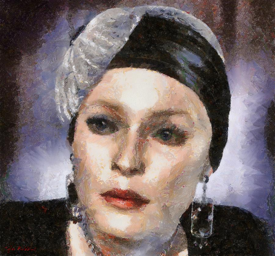 The Countess Painting