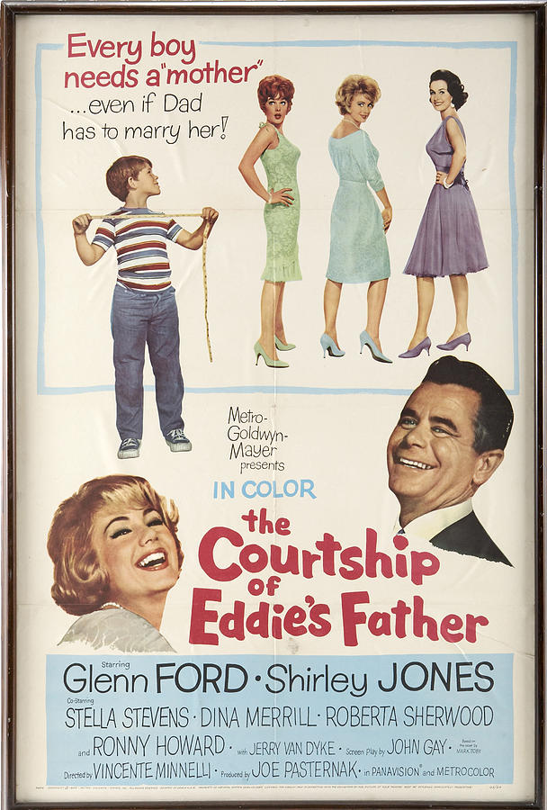 The Courtship Of Eddies Father Photograph  - The Courtship Of Eddies Father Fine Art Print