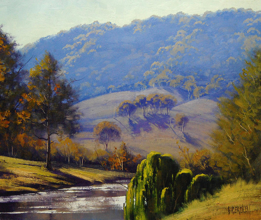 The Coxs River Painting