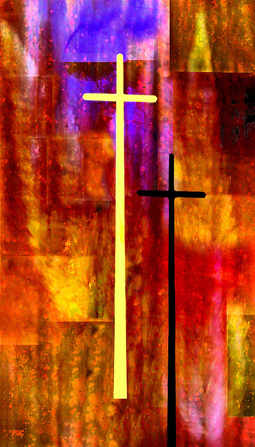 The Cross Digital Art