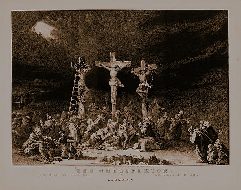 The Crucifixion / La Crucificazion / La Crucifixion  Drawing
