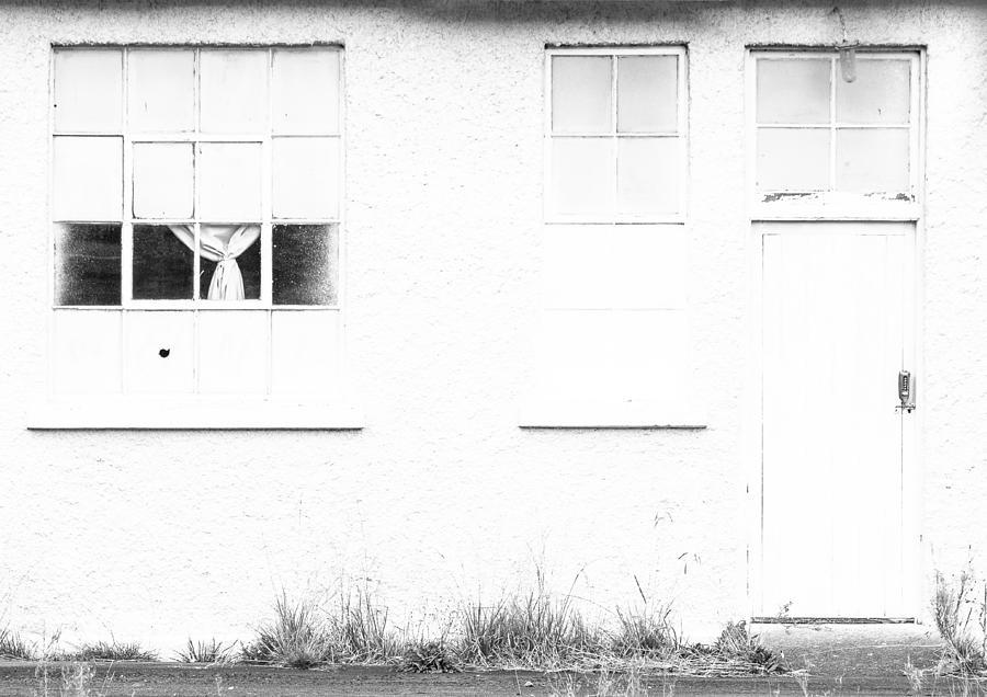 The Curtain Photograph