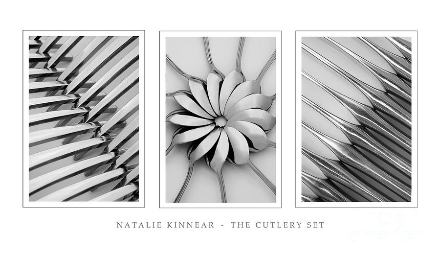 The Cutlery Set Photograph  - The Cutlery Set Fine Art Print