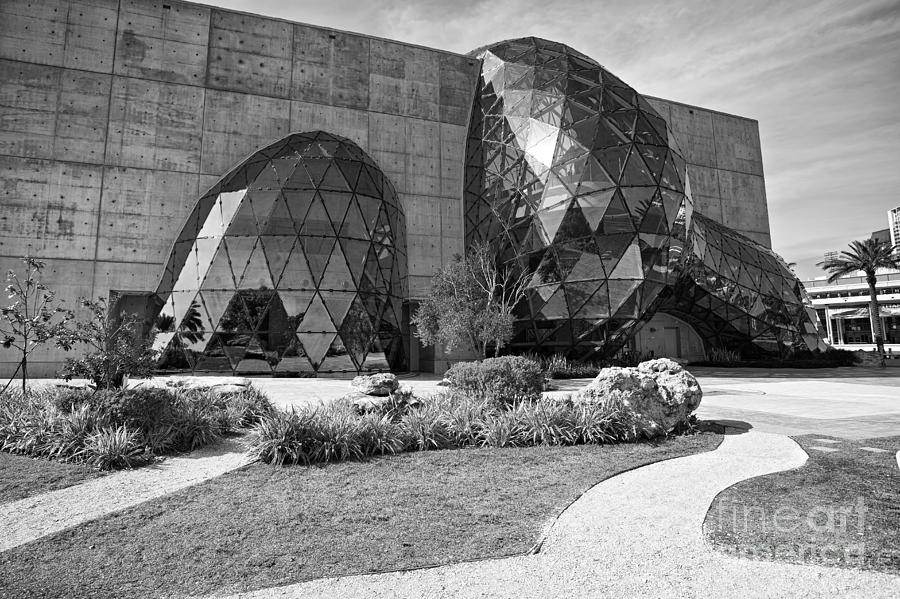 The Dali Museum Photograph  - The Dali Museum Fine Art Print