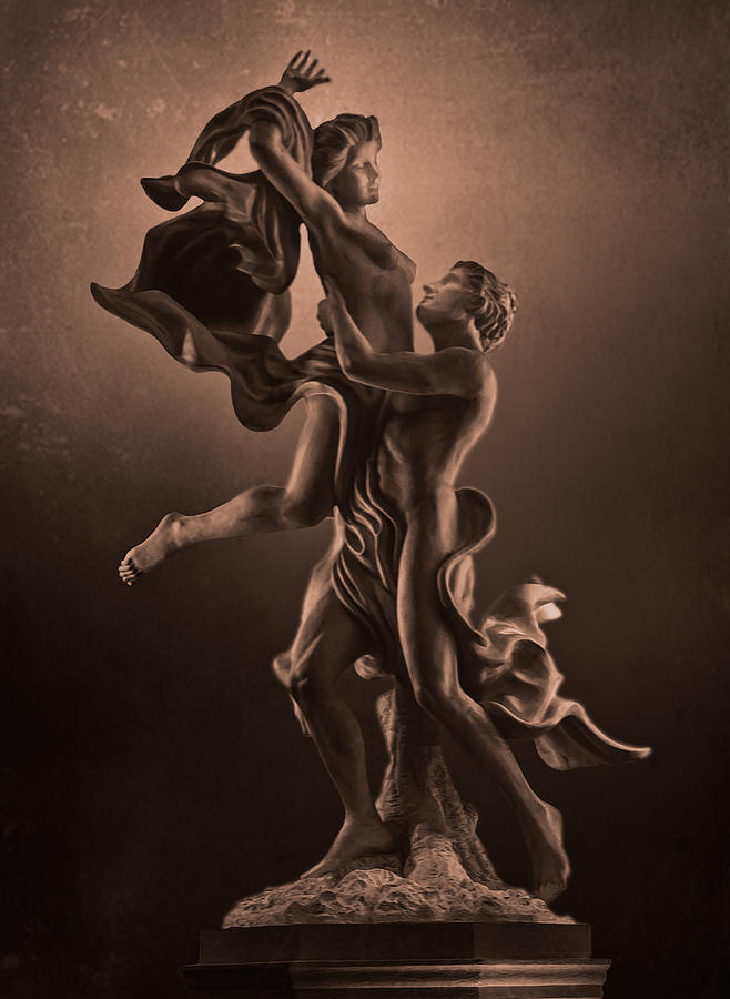 The Dance Of Love Photograph