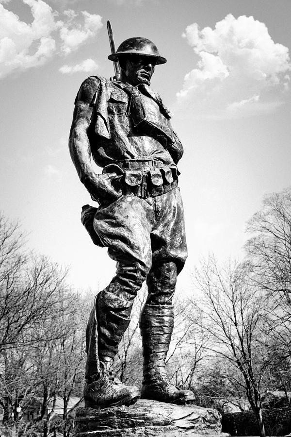 The Doughboy - Tribute To The American Expeditionary Forces Of World War 1 Photograph