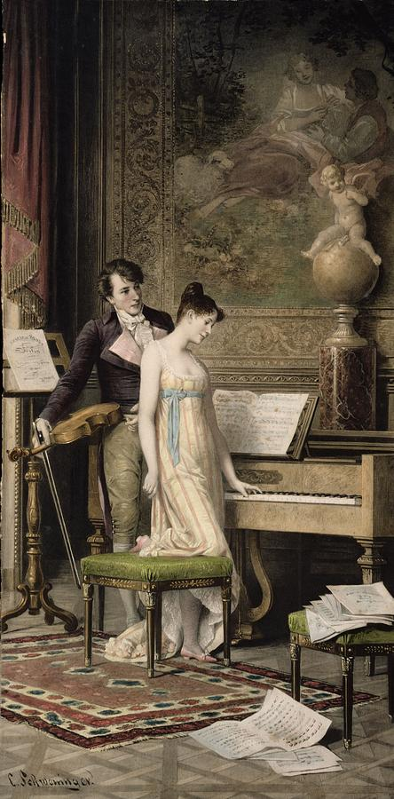 The Duet Painting