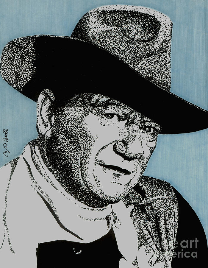 The Duke Drawing
