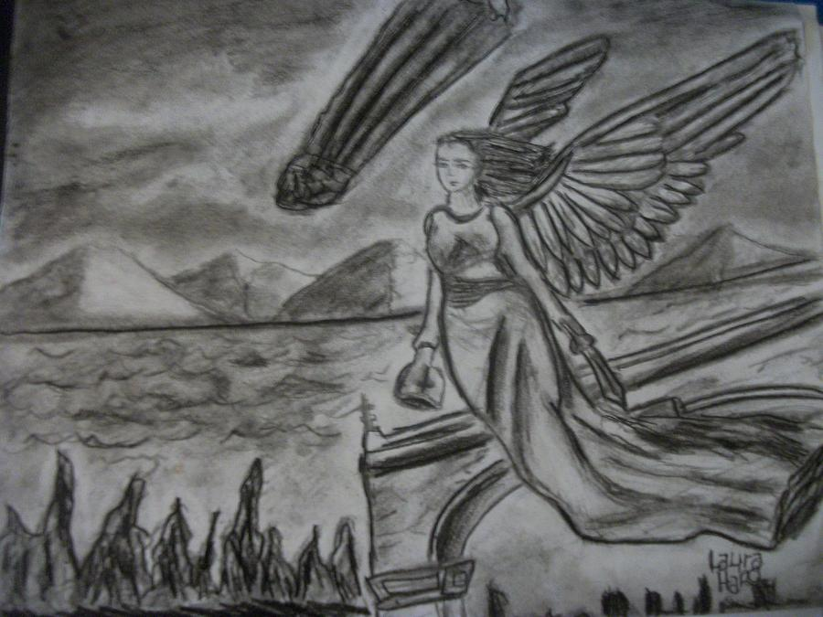 The End Of Days Drawing