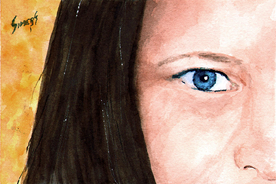 The Eyes Have It - Bonni Painting