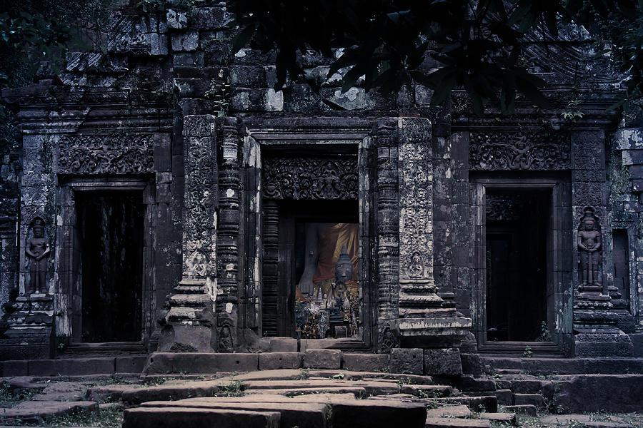 The Facade Of Sanctuary Photograph