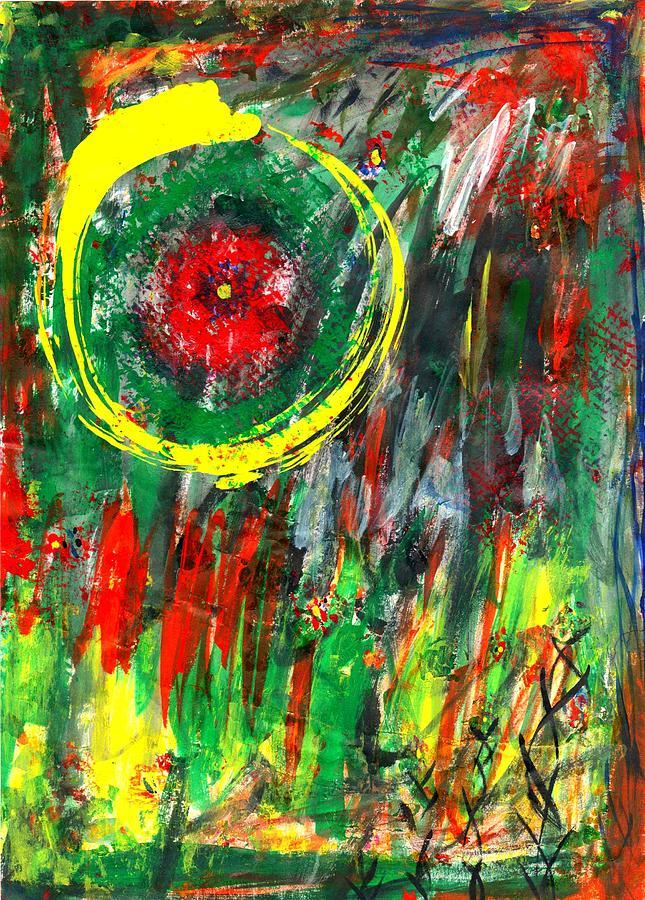 The Flower Digital Art