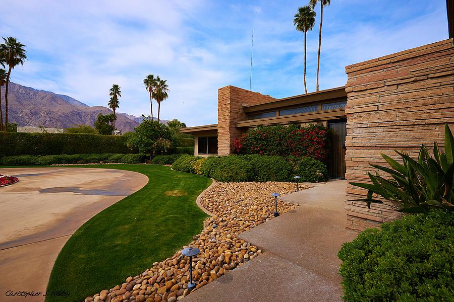 Sinatra House Palm Springs Tour