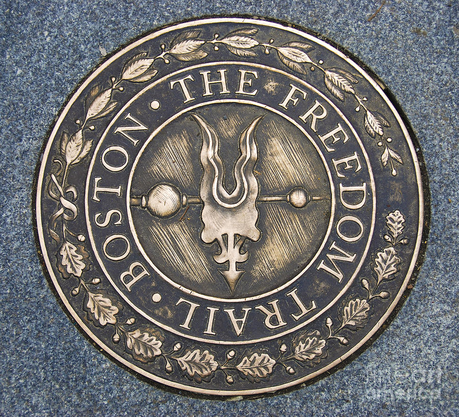 The Freedom Trail Photograph