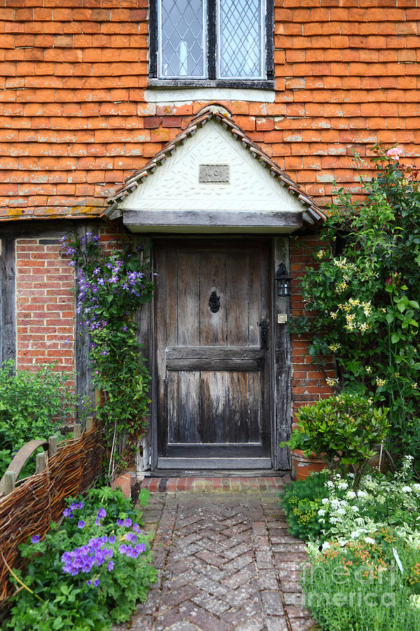 The Front Door Photograph  - The Front Door Fine Art Print
