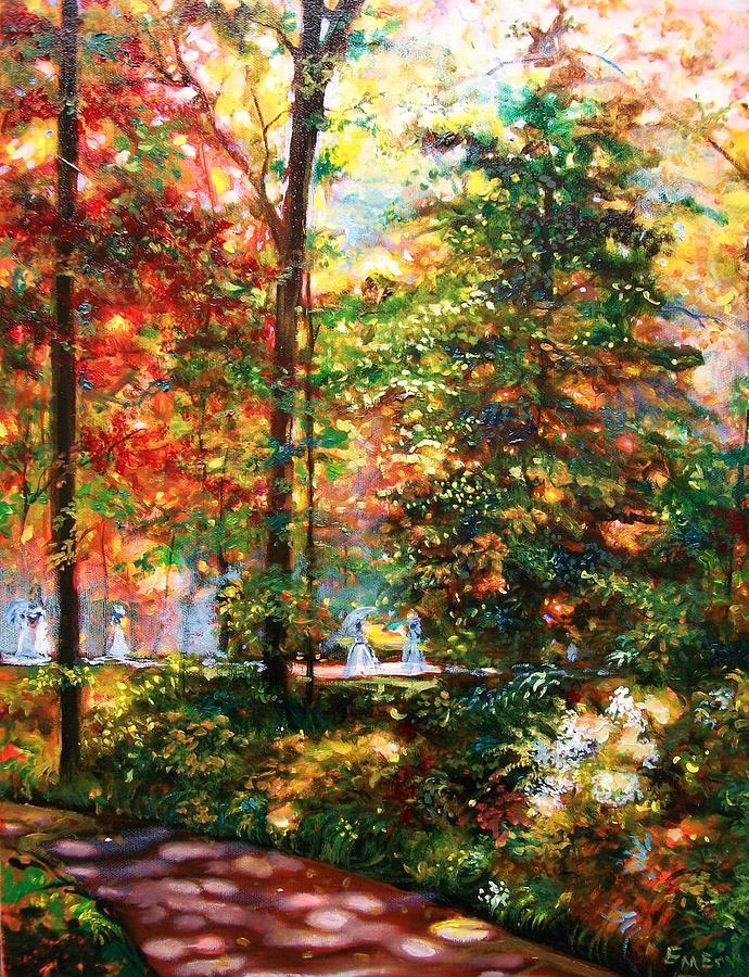 The Gardeas Painting